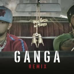Ganga Remix Anuel AA x Bryant Myers